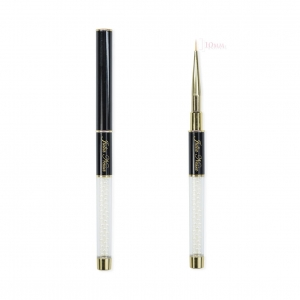 Pearl slim line brush by Julia Nessa 10mm